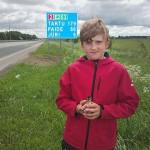 Pardibeebi Tartu maanteelt